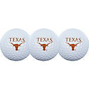 Team Effort Texas Longhorns Golf Balls - 3-Pack