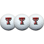 Team Effort Texas Tech Red Raiders Golf Balls - 3-Pack