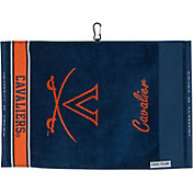 Team Effort Virginia Cavaliers Jacquard Golf Towel