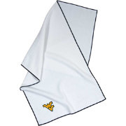 Team Effort West Virginia Mountaineers MicroFiber Golf Towel