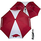 Team Effort Arkansas Razorbacks WindSheer Lite Golf Umbrella