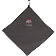 Team Effort Ohio State Buckeyes Microfiber Golf Towel