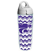 Tervis Kansas State Wildcats Clear Chevron 24oz Water Bottle