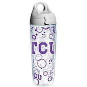 Tervis TCU Horned Frogs Bubble Up 24oz Water Bottle