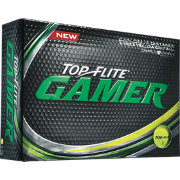 Top Flite Gamer Yellow Golf Balls