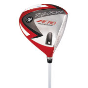 Top Flite Aero Adjustable Driver - Red