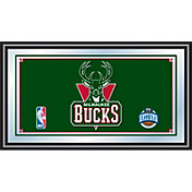 Trademark Games Milwaukee Bucks Framed Mirror