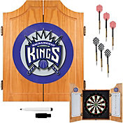 Trademark Games Sacramento Kings Dart Cabinet