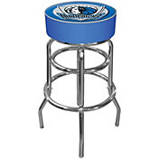 Trademark Games Dallas Mavericks Padded Bar Stool