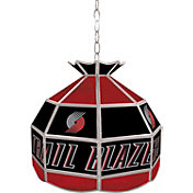 Trademark Games Portland Trail Blazers 16'' Tiffany Lamp