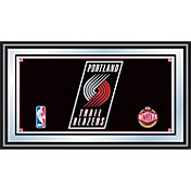 Trademark Games Portland Trail Blazers Framed Mirror