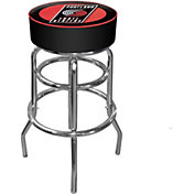 Trademark Games Portland Trail Blazers Padded Bar Stool