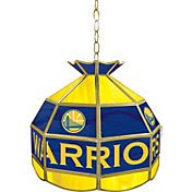 Trademark Games Golden State Warriors 16'' Tiffany Lamp