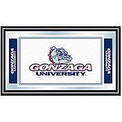 Trademark Games Gonzaga Bulldogs Framed Team Logo Mirror