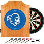 Trademark Games Seton Hall Pirates Dart Cabinet