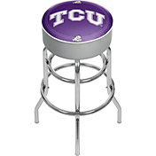 Trademark Games TCU Horned Frogs Padded Bar Stool