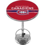 Trademark Games Montreal Canadiens Pub Table