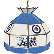 Trademark Games Winnipeg Jets 16'' Tiffany Lamp