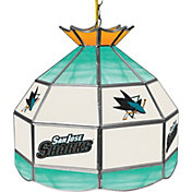 Trademark Games San Jose Sharks 16'' Tiffany Lamp