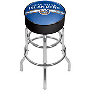 Trademark Games New York Islanders Padded Bar Stool