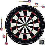 Trademark Games Pro Style Bristle Dartboard Set