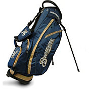 Team Golf Milwaukee Brewers Stand Bag