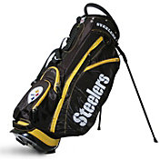 Team Golf Pittsburgh Steelers Fairway Stand Bag