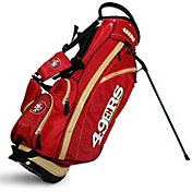 Team Golf San Francisco 49ers Fairway Stand Bag