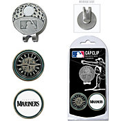 Team Golf Seattle Mariners Cap Clip and Marker Set