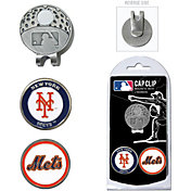Team Golf New York Mets Cap Clip and Marker Set