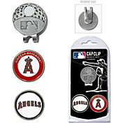 Team Golf Los Angeles Angels Cap Clip and Marker Set