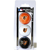 Team Golf Baltimore Orioles Golf Balls - 3-Pack