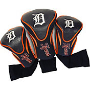 Team Golf Detroit Tigers Contoured Headcovers - 3-Pack