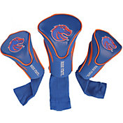 Team Golf Boise State Broncos Contour Headcovers - 3-Pack
