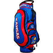 Team Golf Kansas Jayhawks Medalist Cart Bag