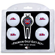Team Golf Ole Miss Rebels Golf Ball/Divot Tool Set