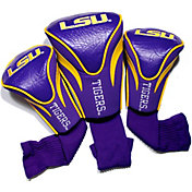 Team Golf LSU Tigers Contour Headcovers - 3-Pack