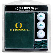Team Golf Oregon Ducks Embroidered Towel Gift Set