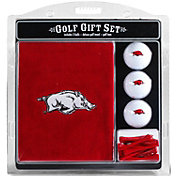 Team Golf Arkansas Razorbacks Embroidered Towel Gift Set