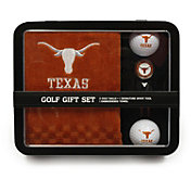 Team Golf Texas Longhorns Embroidered Towel Tin Set