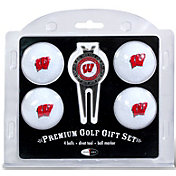 Team Golf Wisconsin Badgers Golf Ball/Divot Tool Set