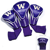 Team Golf Washington Huskies Contour Headcovers - 3-Pack