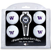 Team Golf Washington Huskies Golf Ball/Divot Tool Set
