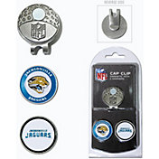 Team Golf Jacksonville Jaguars Two-Marker Cap Clip