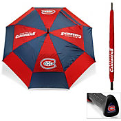"Team Golf Montreal Canadiens 62"" Double Canopy Umbrella"
