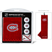 Team Golf Montreal Canadiens Embroidered Towel Gift Set