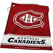 Team Golf Montreal Canadiens Woven Towel