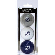 Team Golf Tampa Bay Lightning Three Pack Golf Ball Set