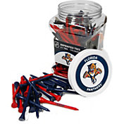 Team Golf Florida Panthers 175 Count Golf Tee Jar