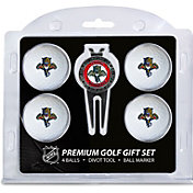 Team Golf Florida Panthers Premium Golf Gift Set